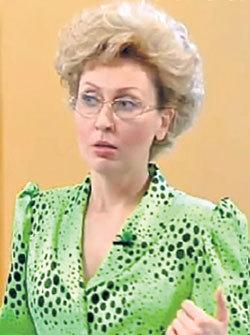 ... и Елены МАЛЫШЕВОЙ (Фото: svetlanagalka.ru)