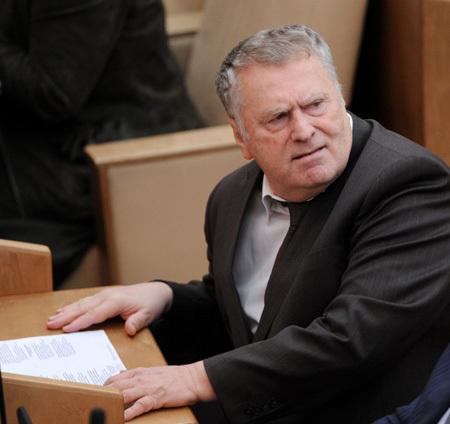 Владимир ЖИРИНОВСКИЙ. Фото: РИА «Новости»