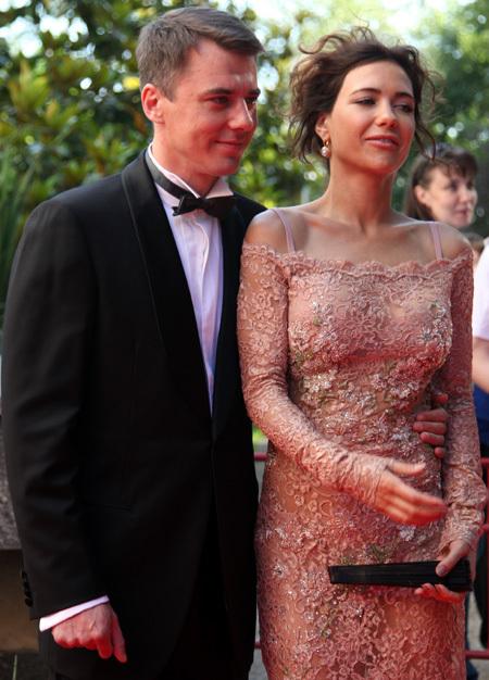 Игорь ПЕТРЕНКО и Екатерина КЛИМОВА. Фото Ларисы КУДРЯВЦЕВОЙ