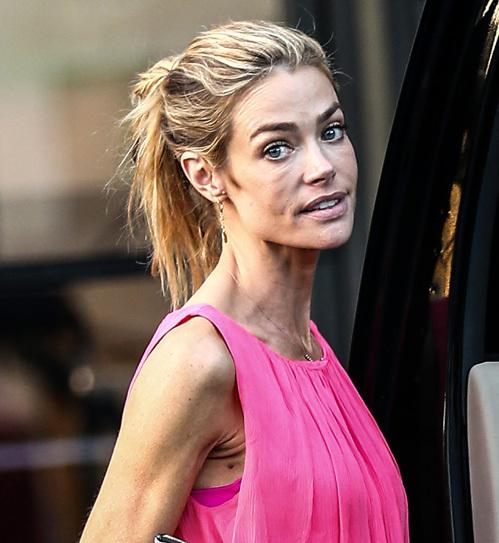 Дениз ричардс – пример для женщин «за 40» | модные тенденции.