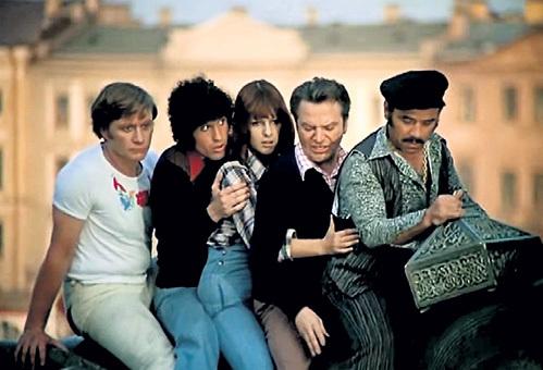 После выхода фильма «Невероятные приключения итальянцев в России» (1973 г.) связи между Москвой и Римом стали ещё теплее