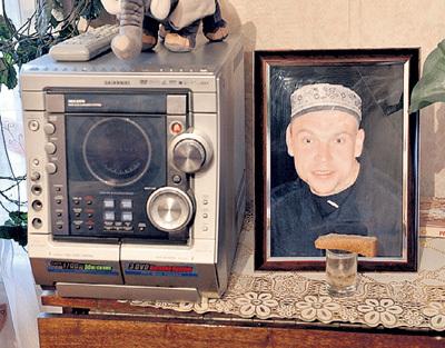Стас КРАЙНОВ погиб за три дня до рождения дочери