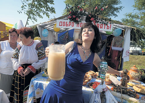 Татьяна ЧЕЛНАКОВА знает особенный секрет русского напитка