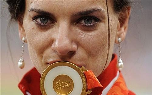 Елена Исинбаева заканчивает спортивную карьеру. Фото: