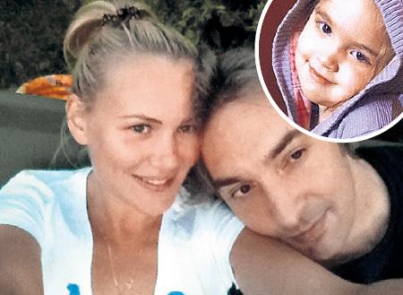 Настоящее счастье музыкант обрёл со второй женой Ольгой. В мае 2009 года у пары родилась дочь Сашенька (в круге). Фото: vk.com