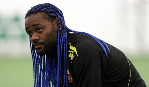 Вагнер Лав сменит цвет свои косичек. Фото: