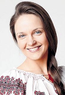 Ксения КУЗНЕЦОВА - известная киноактриса