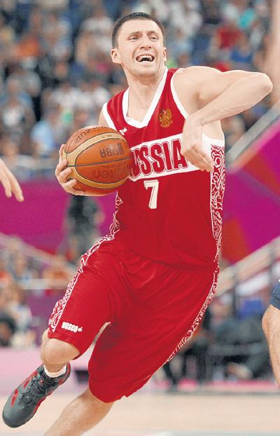 Провала на чемпионате Европы ФРИДЗОН не ожидал. Фото Сергея ПАНКРАТЬЕВА/«Советский спорт»