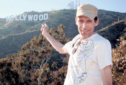 Недавно актёру посчастливилось поработать в Голливуде. Он сыграл одну из главных ролей на пару с Армандом АССАНТЕ в американо-узбекском боевике «Ангел смерти»