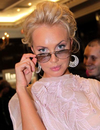 Маша МАЛИНОВСКАЯ. Фото Бориса КУДРЯВОВА