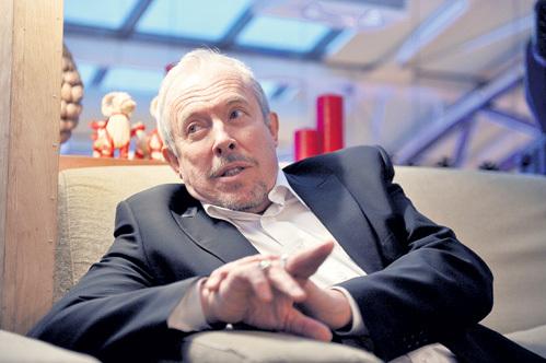 Андрей МАКАРЕВИЧ. Фото Марины ВОЛОСЕВИЧ/«Комсомольская правда»