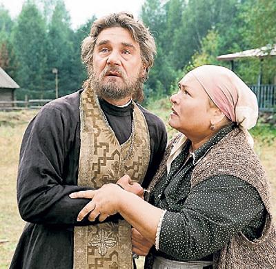 В комедии «Улыбка Бога, или Чисто одесская история»