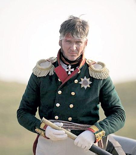 В фильме «Василиса Кожина», который выйдет в нынешнем году, Юрий сыграл роль генерала Немировского