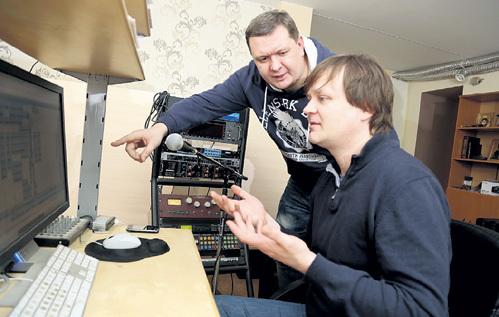 Композитор Андрей БАЛАШОВ уверен: петь на сцене может каждый