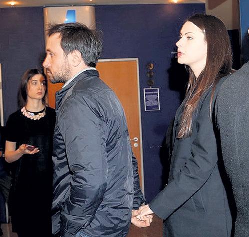 Актёр и госслужащая - гармоничная пара