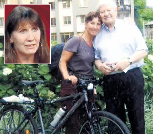 С Ольгой Донатас познакомился в 2010 году