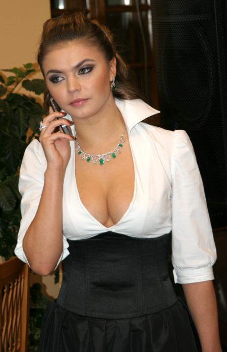 Алина КАБАЕВА. Дмитрия ЛИФАНЦЕВА