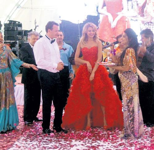 Какая свадьба без цыган! Зато драки не было