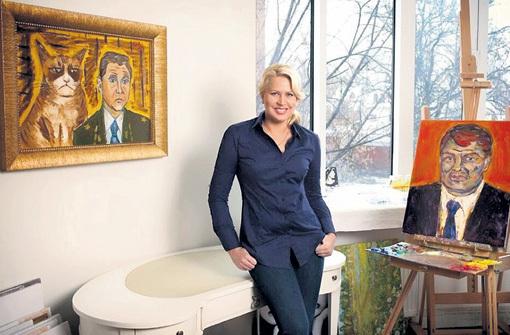 Фаворитка экс-министра обороны СЕРДЮКОВА - Евгения ВАСИЛЬЕВА, подозреваемая в многомиллионных хищениях, прекрасно себя чувствует в своих роскошных апартаментах. Фото: Fb.com