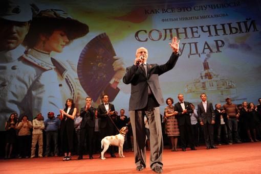 Талантливый режиссёр обещал нам интересное кино. Фото Владимира ВЕЛЕНГУРИНА/«Комсомольская правда»