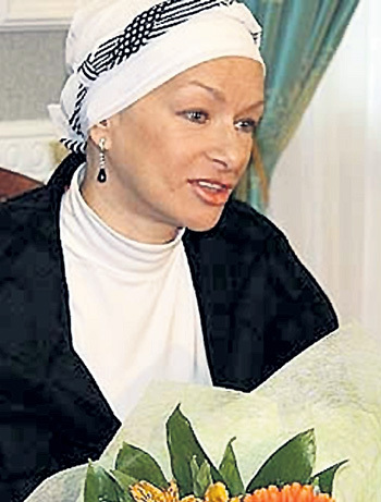 Татьяна АНДРОПОВА, внучка председателя КГБ СССР и Генсека ЦК КПСС, работала хореографом в Майами