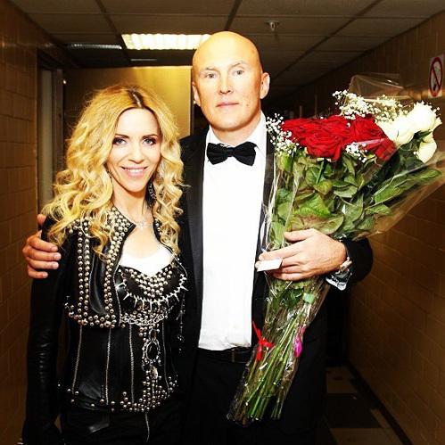 Людмила СОКОЛОВА и Игорь МАТВИЕНКО. Фото: Instagram.com