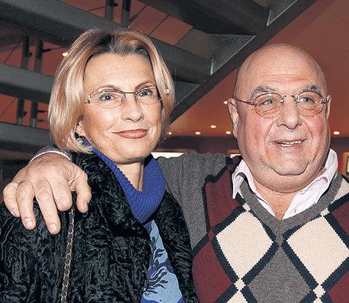 С женой Натальей Владимир Абрамович нашел свое счастье