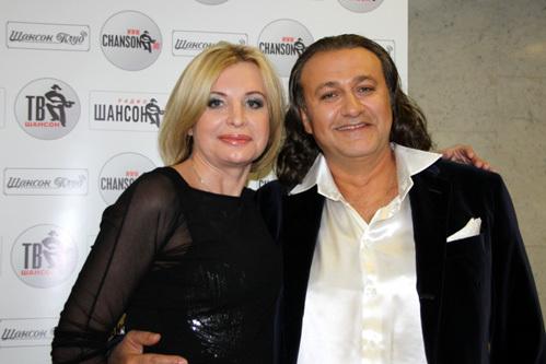 Валерий КУРАС с Катериной ГОЛИЦЫНОЙ