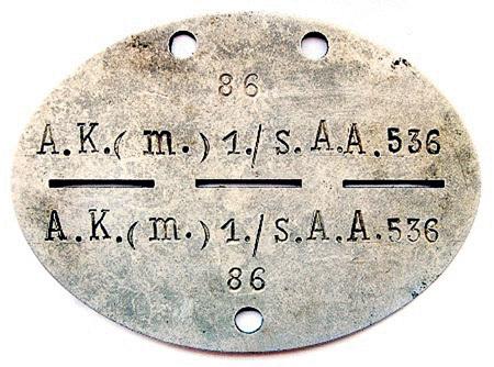 Немецкий смертный медальон имеет свойство притягивать несчастья