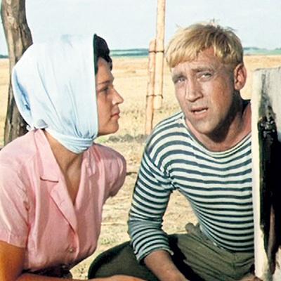 Многие были уверены: Светлана и Владимир ВЫСОЦКИЙ - любовники (кадр из фильма «Стряпуха», 1965 г.)