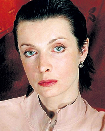 Вторая супруга звезды, Лариса БОРУШКО, ушла из жизни в 43 года. Фото: kino-teatr.ru