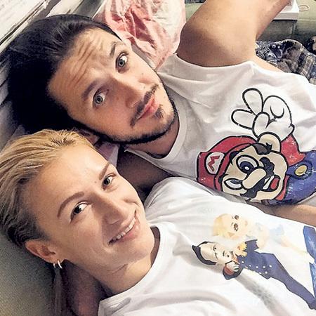 Таня и Макс