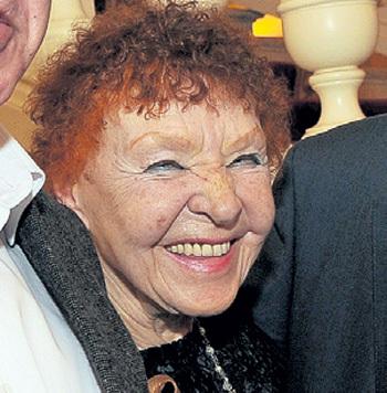 Нина Николаевна...  Фото Евгении ГУСЕВОЙ/«Комсомольская правда»