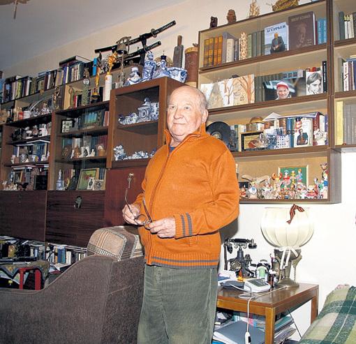 До конца своих дней Лев Константинович жил в скромной «двушке» на Фрунзенской набережной в Москве