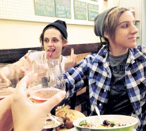 По общему мнению, Кристен (слева) и Алисия очень подходили друг другу