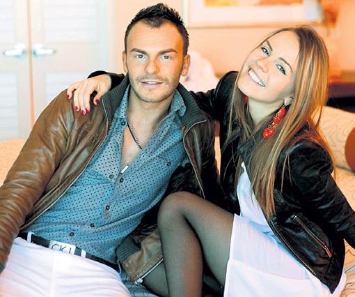 Дети от нынешнего брака - Вячеслав и Анна. Фото: Vk.com