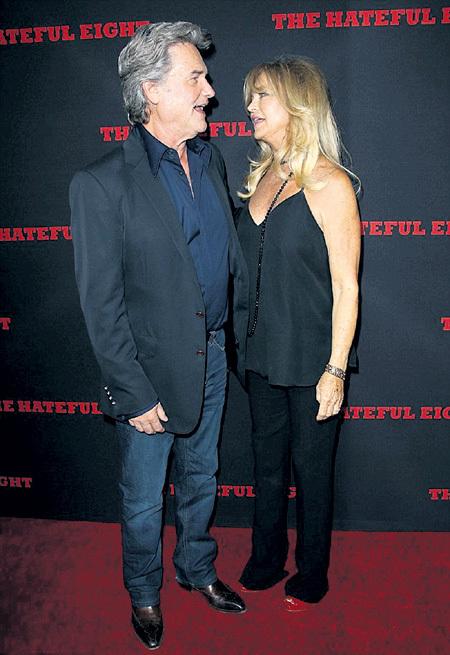Курт и Голди вместе 30 лет и идти под венец считают лишним