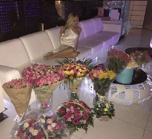 Лиза ПЕСКОВА (Фото: instagram.com)