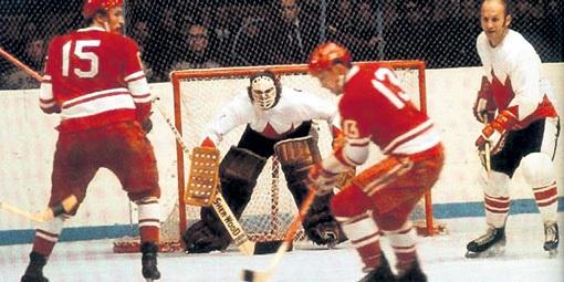 В первом матче суперсерии наши хоккеисты надрали задницу канадским профи
