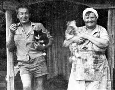 Валентина ПЛУЖНИК стала второй женой актёра и надёжным тылом