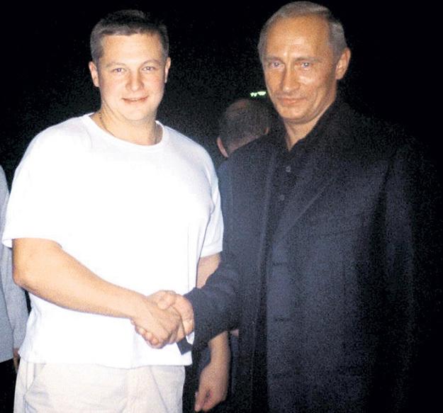 С президентом Владимиром ПУТИНЫМ
