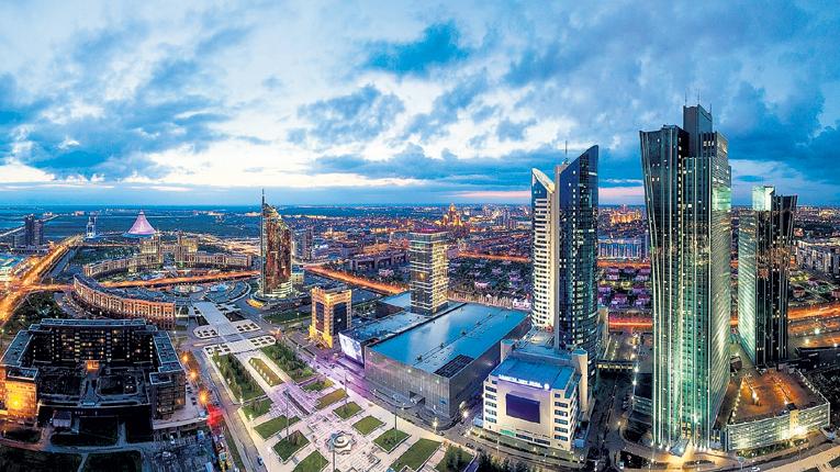 Когда-то Астана называлась Целиноградом, но молодому поколению этот факт стараются не озвучивать. Фото с сайта zhuldyzdyastana.kaztrk.kz