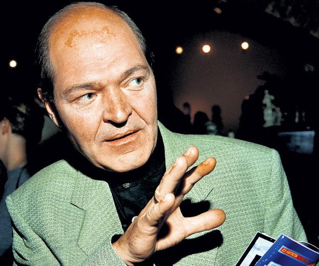 Алексей ЖАРКОВ был человеком редкой харизмы