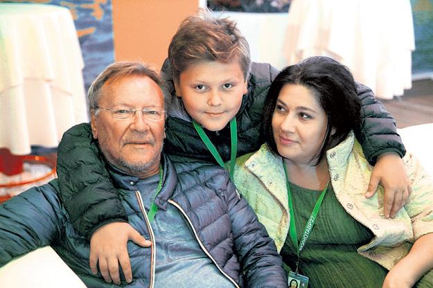 Екатерина подарила ШАКУРОВУ сына Марата. Фото Владимира ВЕЛЕНГУРИНА/«Комсомольская правда»