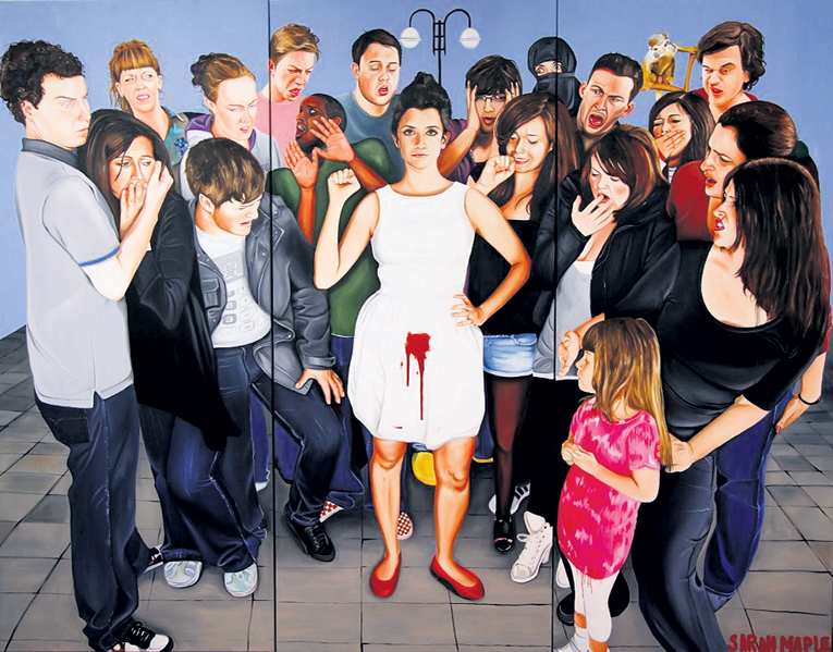 У современного искусства не бывает критических дней