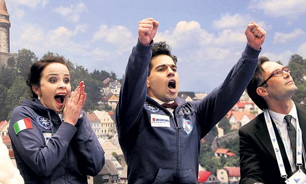 ...а КАПЕЛЛИНИ и ЛАНОТТЕ сами удивились своим оценкам. Фото: © Reuters