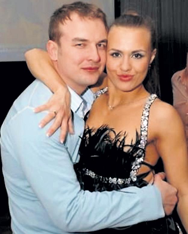 Игорь СИВОВ с женой Алёной. Фото: Ok.ru