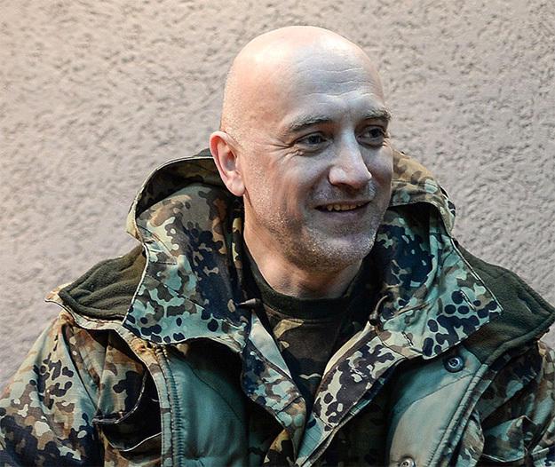Захар ПРИЛЕПИН. Фото Виктора ГУСЕЙНОВА/«Комсомольская правда»