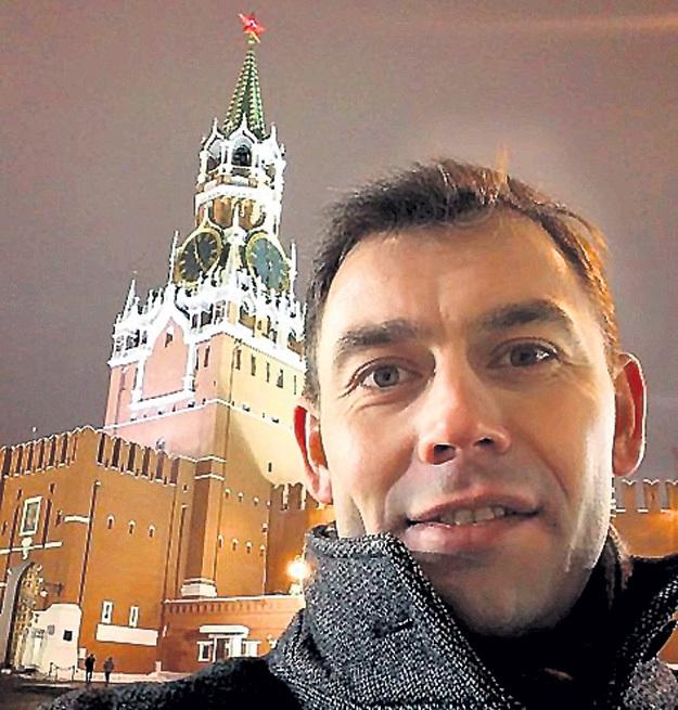 Николай КРУГЛОВ-младший... Фото: Facebook.com
