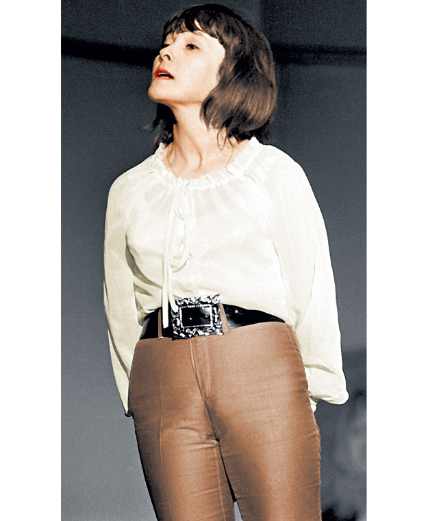 Белла на сцене (1974 г.)